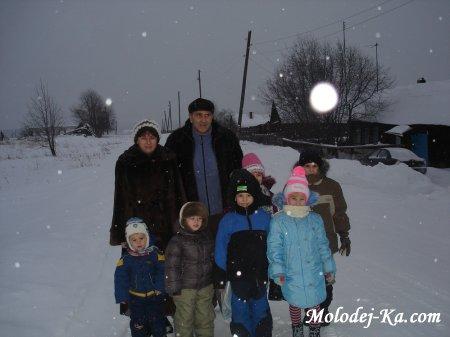 Участие в миссионерском служении на Урале