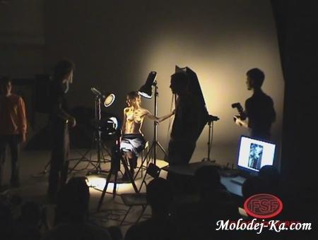 Особенности студийной съемки (2007 / DVDRip)