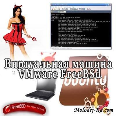 Установка виртуальной машины FreeBSD в VMware (2010)