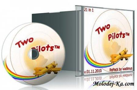 Сборник Графических Программ от Two Pilots 21 in 1 RePack (2010)