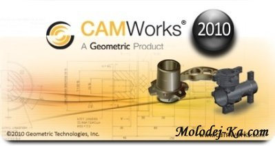 CAMWorks 2010 SP3.1 Multilanguage for SolidWorks 2010-2011 x86+x64 (2011, MULTILANG +RUS)