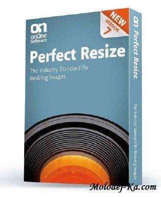 OnOne Perfect Resize 7.0.1 для Mac OS X