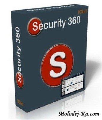 IObit Security 360 PRO 1.61.2 Rus + Crack