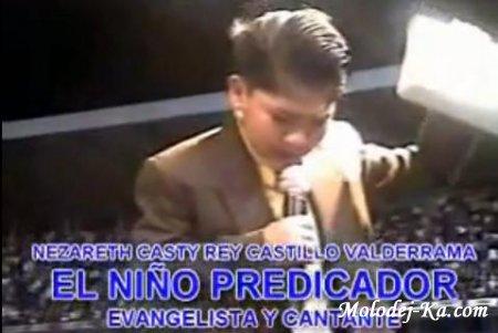 Видео 8 летний Ребёнок- международный евангелист