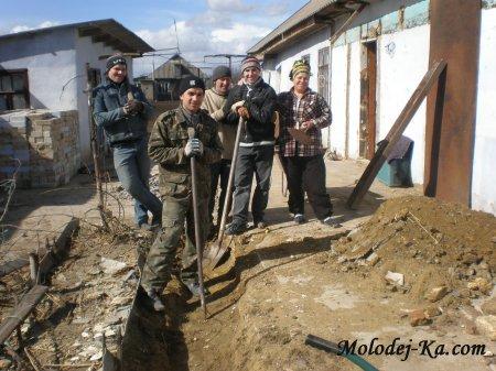 Помощь для бездомных! Дом милосердия (House of mercy) Украина с. Маяки