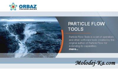 ORBAZ Particle Flow Tools 2 & 3 x86+x64 (2011)