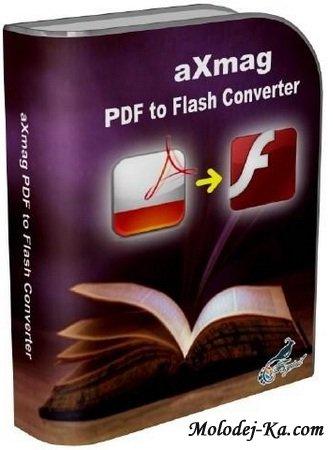 aXmag PDF to Flash Converter 2.43 [Eng]