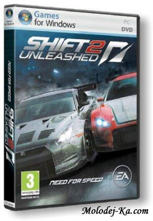 Shift 2 Unleashed + DLC Legend & Speedhunters (2011/PC/Repack/RUS+ENG) от R.G. [Fatal Shot]