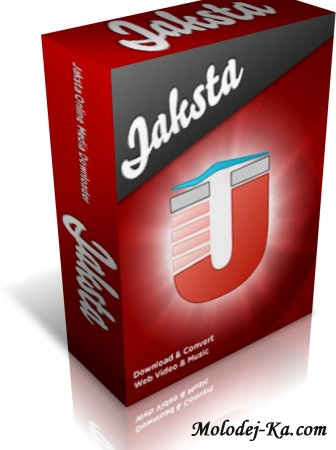Jaksta Streaming Media Recorder Plus в.4.3.1  2011 г и Ключ