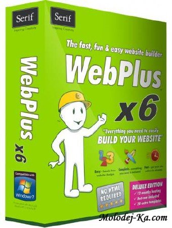 Serif WebPlus X6 14.0.1.023 Portable