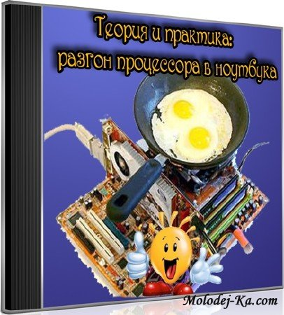 Теория и практика: разгон процессора в ноутбука (2013) DVDRip
